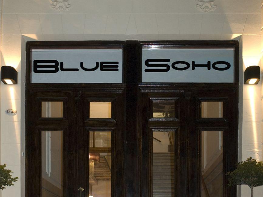 Blue Soho