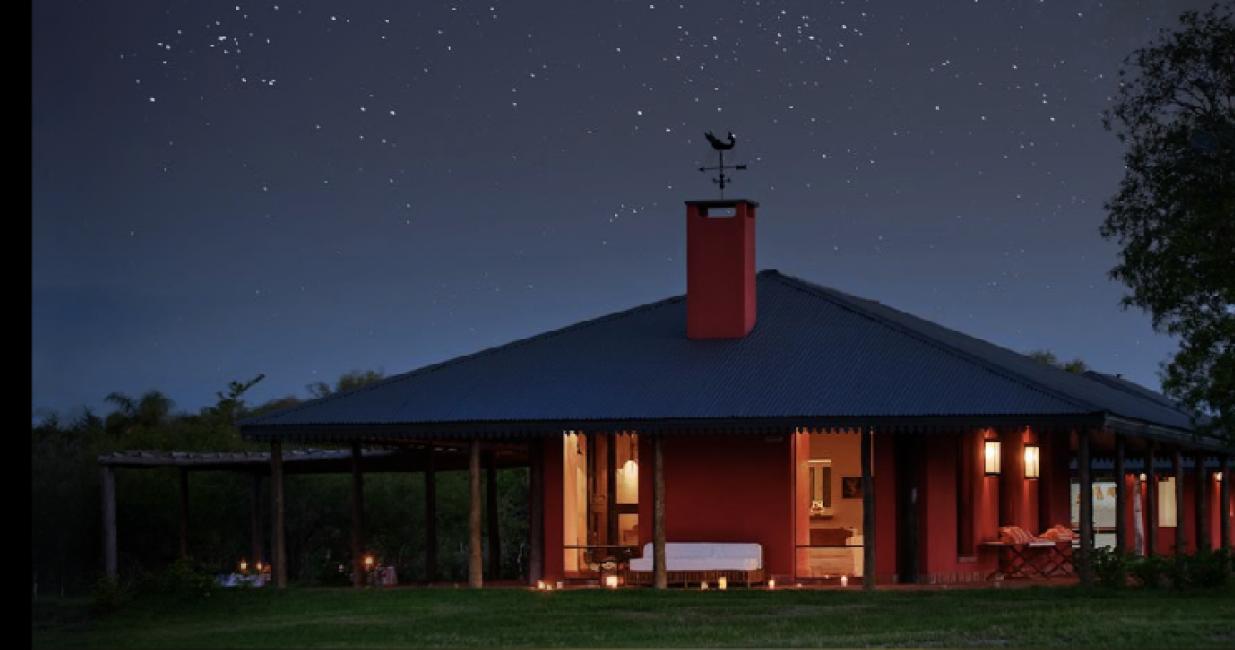 Iberá Lodge
