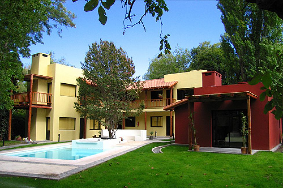 Chacras de Coria Lodge