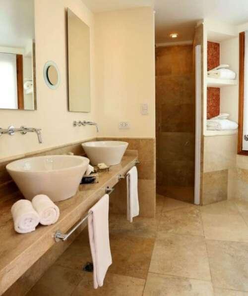 Baño en la Suite