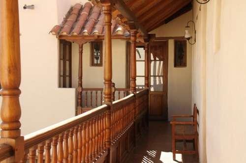 Detalle del Balcón externo