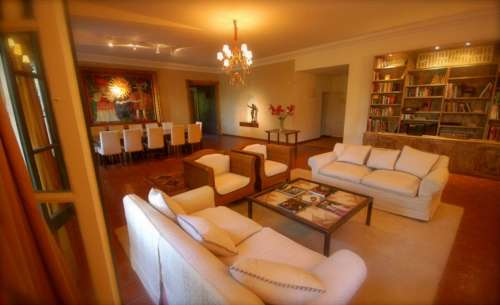 Living room Casa Zolo