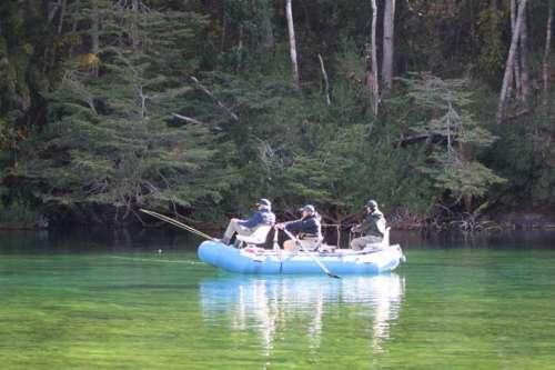 Pesca embarcado