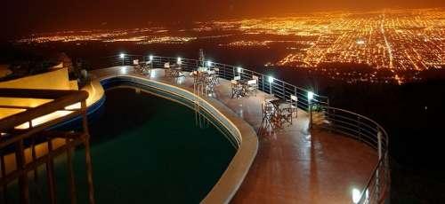 Vista Panorámica de noche
